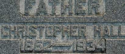 HALL, CHRISTOPHER - Clinton County, Iowa | CHRISTOPHER HALL