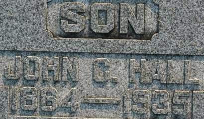 HALL, JOHN C. - Clinton County, Iowa | JOHN C. HALL