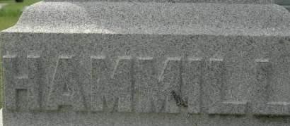 HAMMILL, FAMILY MONUMENT - Clinton County, Iowa | FAMILY MONUMENT HAMMILL