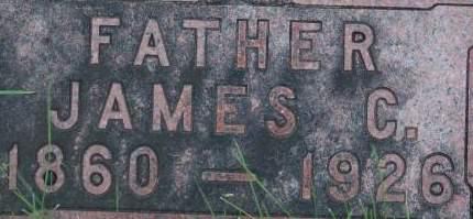HAND, JAMES C. - Clinton County, Iowa | JAMES C. HAND