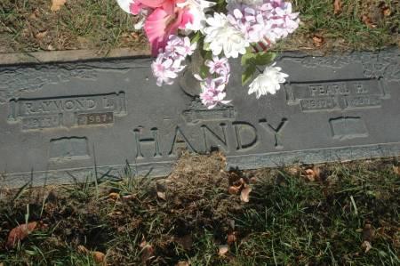 HANDY, RAYMOND L. - Clinton County, Iowa | RAYMOND L. HANDY