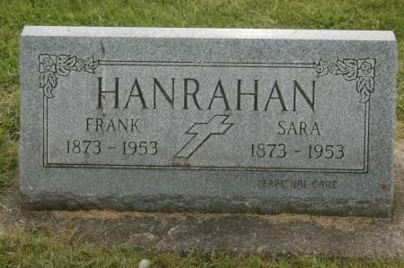 HANRAHAN, FRANK - Clinton County, Iowa | FRANK HANRAHAN