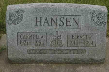HANSEN, ELEANOR - Clinton County, Iowa | ELEANOR HANSEN