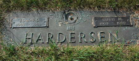 HARDERSEN, EDWARD - Clinton County, Iowa | EDWARD HARDERSEN