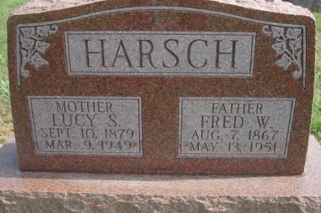 HARSCH, LUCY S. - Clinton County, Iowa | LUCY S. HARSCH