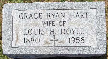 RYAN HART, GRACE - Clinton County, Iowa | GRACE RYAN HART