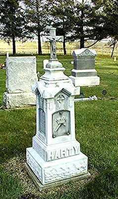 HARTY, WILLIAM - Clinton County, Iowa | WILLIAM HARTY