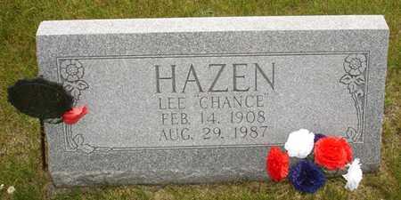 HAZEN, LEE