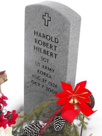 HILBERT, HAROLD - Clinton County, Iowa | HAROLD HILBERT