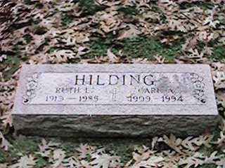 HILDING, CARL - Clinton County, Iowa | CARL HILDING