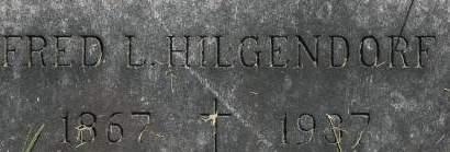 HILGENDORF, FRED L. - Clinton County, Iowa | FRED L. HILGENDORF