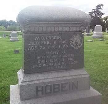 HOBEIN, W. C. - Clinton County, Iowa | W. C. HOBEIN