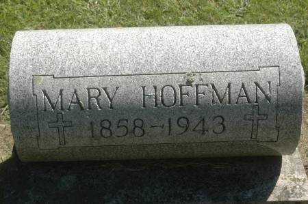 HOFFMAN, MARY - Clinton County, Iowa | MARY HOFFMAN