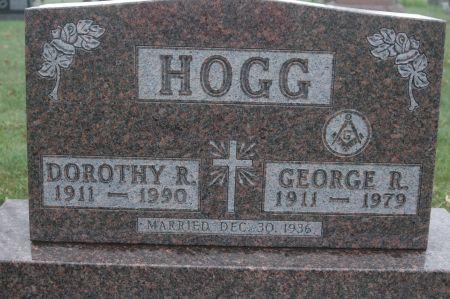 HOGG, GEORGE R. - Clinton County, Iowa | GEORGE R. HOGG