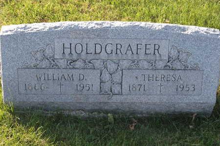 HOLDGRAFER, THERESA - Clinton County, Iowa | THERESA HOLDGRAFER