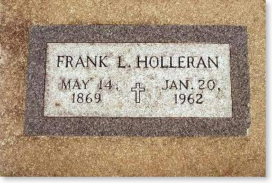 HOLLERAN, FRANK L. - Clinton County, Iowa | FRANK L. HOLLERAN