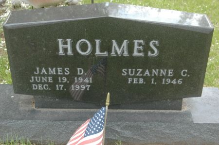 HOLMES, JAMES D. - Clinton County, Iowa   JAMES D. HOLMES