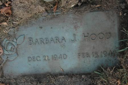 HOOD, BARBARA J. - Clinton County, Iowa | BARBARA J. HOOD