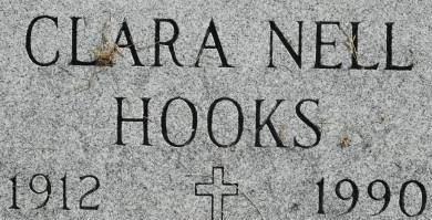 HOOKS, CLARA NELL - Clinton County, Iowa | CLARA NELL HOOKS