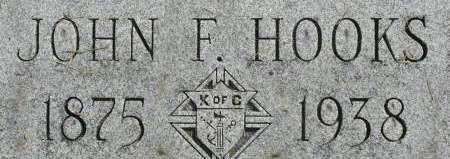 HOOKS, JOHN F. - Clinton County, Iowa | JOHN F. HOOKS