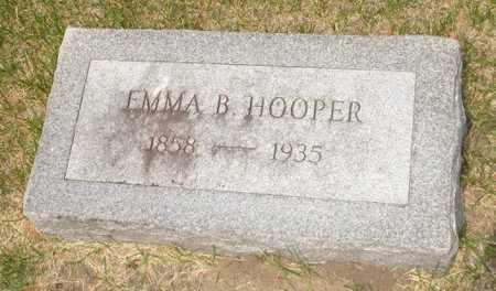 HOOPER, EMMA B. - Clinton County, Iowa | EMMA B. HOOPER