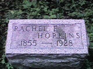 HOPKINS, RACHEL E - Clinton County, Iowa | RACHEL E HOPKINS