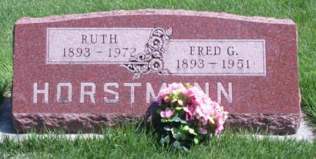 HORSTMANN, RUTH - Clinton County, Iowa | RUTH HORSTMANN