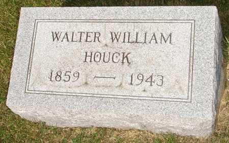 HOUCK, WALTER WM. - Clinton County, Iowa | WALTER WM. HOUCK