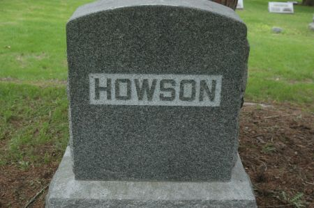 HOWSON, FAMILY MONUMENT - Clinton County, Iowa   FAMILY MONUMENT HOWSON
