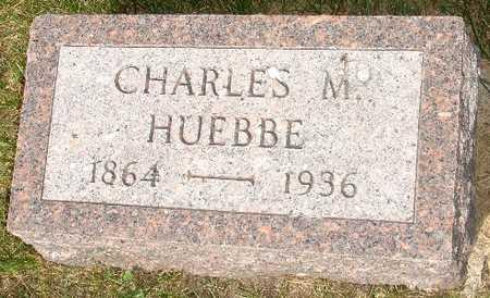 HUEBBE, CHARLES - Clinton County, Iowa | CHARLES HUEBBE