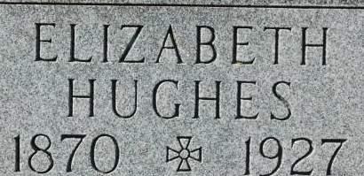 HUGHES, ELIZABETH - Clinton County, Iowa | ELIZABETH HUGHES