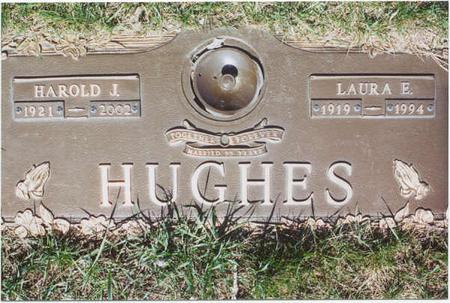 HUGHES, LAURA E. - Clinton County, Iowa | LAURA E. HUGHES