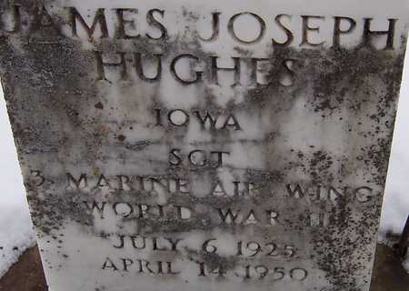 HUGHES, SGT. JAMES JOSEPH - Clinton County, Iowa | SGT. JAMES JOSEPH HUGHES