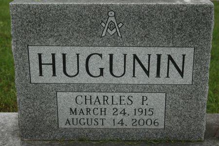 HUGUNIN, CHARLES P. - Clinton County, Iowa   CHARLES P. HUGUNIN