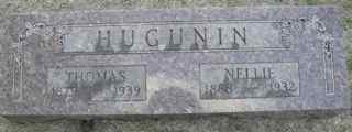 HUGUNIN, THOMAS - Clinton County, Iowa   THOMAS HUGUNIN
