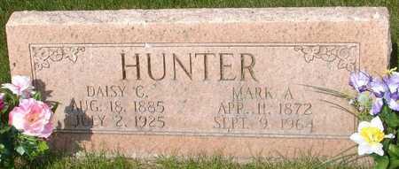 HUNTER, DAISY - Clinton County, Iowa | DAISY HUNTER
