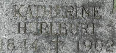 HURLBURT, KATHERINE - Clinton County, Iowa | KATHERINE HURLBURT