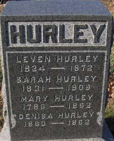 HURLEY, LEVEN - Clinton County, Iowa | LEVEN HURLEY