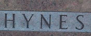 HYNES, FAMILY MONUMENT - Clinton County, Iowa | FAMILY MONUMENT HYNES