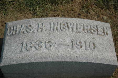INGWERSEN, CHARLES H. - Clinton County, Iowa | CHARLES H. INGWERSEN