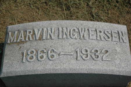 INGWERSEN, MARVIN - Clinton County, Iowa | MARVIN INGWERSEN