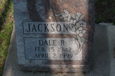 JACKSON, DALE R. - Clinton County, Iowa   DALE R. JACKSON