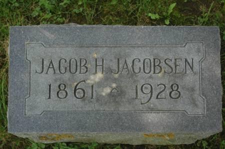 JACOBSEN, JACOB H. - Clinton County, Iowa | JACOB H. JACOBSEN