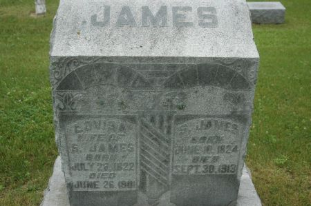 JAMES, SIMPSON - Clinton County, Iowa   SIMPSON JAMES