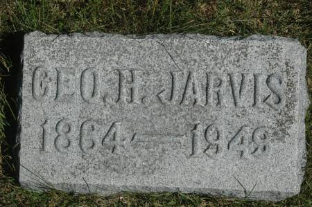 JARVIS, GEORGE H. - Clinton County, Iowa | GEORGE H. JARVIS