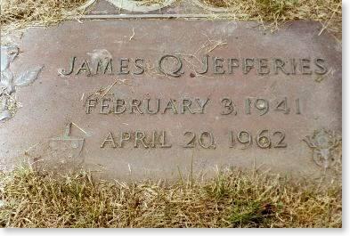 JEFFERIES, JAMES Q. - Clinton County, Iowa | JAMES Q. JEFFERIES