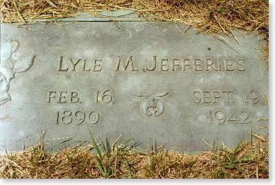 JEFFERIES, LYLE MAYNARD SR. - Clinton County, Iowa | LYLE MAYNARD SR. JEFFERIES