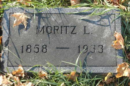 JENSEN, MORITZ L. - Clinton County, Iowa | MORITZ L. JENSEN