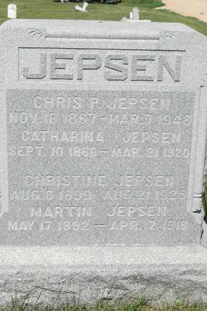 JEPSEN, CATHARINA - Clinton County, Iowa | CATHARINA JEPSEN