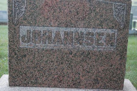 JOHANNSEN, FAMILY MONUMENT - Clinton County, Iowa | FAMILY MONUMENT JOHANNSEN